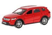 Технопарк Hyundai Santa Fe (красный)
