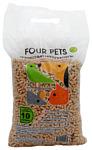 Four Pets Древесный 10л