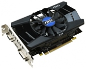 MSI Radeon R7 240 730Mhz PCI-E 3.0 2048Mb 1800Mhz 128 bit DVI HDMI HDCP