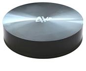 Alfacore Smart TV Round