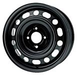 Kronprinz 615003 6.5x15/4x108 D65.1 ET27 Black