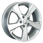 Replica TY152 6.5x16/5x114.3 D60.1 ET45 Silver