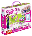 ENGINO Inventor Girl IG10