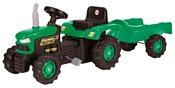 Dolu Трактор с прицепом
