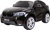 RiverToys BMW X6M JJ2168 (черный)