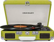 Crosley Cruiser Deluxe CR8005D (зеленый)