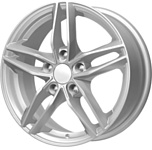 K7 K-108 6.5x16/5x114.3 D67.1 ET50 Серебро