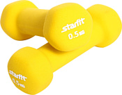Starfit DB-201 0.5 кг (желтый)