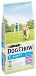 DOG CHOW (14 кг) 1 шт. Puppy с ягненком для щенков