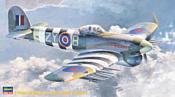 Hasegawa Истребитель-бомбардировщик Typhoon Mk.Ib Tear Drop Canopy