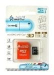 SmartBuy Ultimate microSDHC Class 10 UHS-I U1 16GB + SD adapter