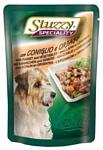 Stuzzy Speciality Dog c кроликом и овощами (0.1 кг) 1 шт.
