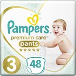 Pampers Premium Care Pants 3 Midi (48 шт)