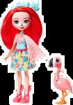 Enchantimals Fanci Flamingo and Swash GFN42