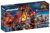 Playmobil Novelmore 70390 Лавовая шахта