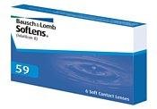 Bausch & Lomb SofLens59 (от -6,5 до -9,0) 8.6mm