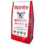 Monge (15 кг) Dog Mini Puppy&Junior – Курица с рисом. Для щенков и юниоров мелких пород