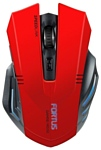 SPEEDLINK FORTUS Wireless Black-Red USB