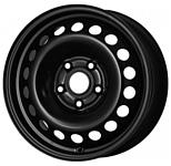 Magnetto Wheels 16012 6.5x16/5x114.3 D60.1 ET45 Black