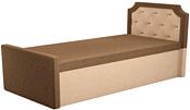 Mebelico Севилья 160x157 59591 (коричневый/бежевый)