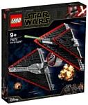 LEGO Star Wars 75272 Episode IX Истребитель СИД ситхов