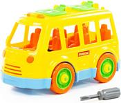 Полесье 71248 Автобус (желтый)