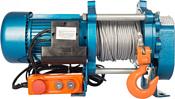 TOR ЛЭК-750 E21 (KCD) 750 кг, 380 В с канатом 70 м 1002139