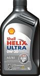 Shell Helix Ultra A5/B5 0W-30 1л