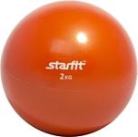 Starfit GB-703 2 кг (оранжевый)