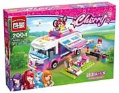 Enlighten Brick Город 2004 Автобус для поездок