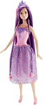Barbie Endless Hair Kingdom Princess Doll - Purple Hair