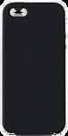 VOLARE ROSSO Soft Suede для Apple iPhone 5/5S/SE (черный)