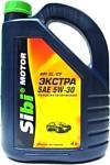 Sibi Motor Экстра 5W-30 SL/CF 4л