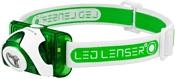 Led Lenser SEO3 (зеленый)