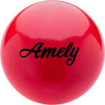 Amely AGB-101 19 см (красный)