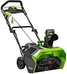 Greenworks GD40SB2K (с АКБ 4000 mAh)