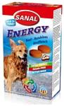 SANAL Energy с говядиной для собак и щенков