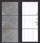 el'Porta M П50.П50 AB-4 (Dark Concrete/Angel)