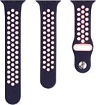 Evolution AW40-SP01 для Apple Watch 38/40 мм (midnight/pink)