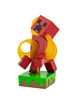 Minecraft Series 3 Adventure Figures: Creeper in Fire 08448