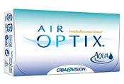 Ciba Vision Air Optix Aqua (от +1,0 до +6,0) 8.6mm