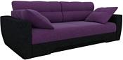 Mebelico Амстердам (фиолетовый/черный) (58526)