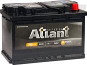 Atlant 660A R+ (75Ah)