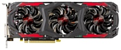 PowerColor Radeon RX 570 1320Mhz PCI-E 3.0 4096Mb 7000Mhz 256 bit DVI HDMI HDCP Red Devil