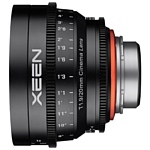 Xeen 20mm T1.9 Canon EF