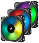 Corsair ML120 PRO RGB LED 3 Fan Pack