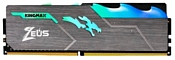 Kingmax Zeus Dragon DDR4 RGB DDR4 2666 DIMM 8Gb