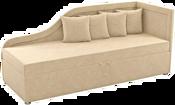 Mebelico Дюна 59405 (вельвет, бежевый)