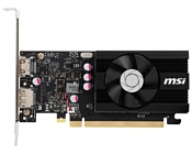 MSI GeForce GT 1030 1189MHz PCI-E 3.0 2048MB 2100MHz 64 bit HDMI HDCP Low Profile OC