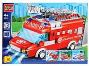ГОРОД МАСТЕРОВ Пожарная служба 3513 Пожарная машина